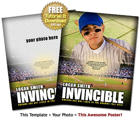 Invincible Poster Baseball