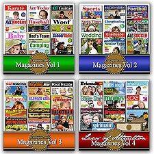 40 magazine covers