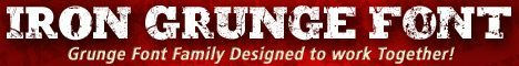 iron-grunge-font-banner