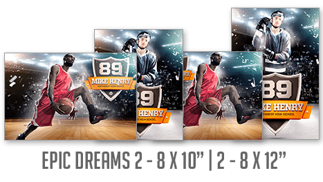 Epic Dreams 4 Pack