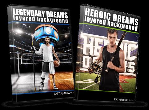 Heroic Legenday Dreams Set