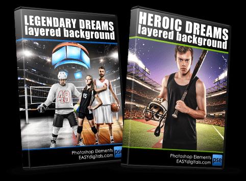 Heroic & Legendary Dreams Set