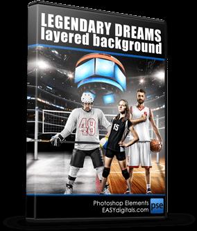 Legendary Dreams Set