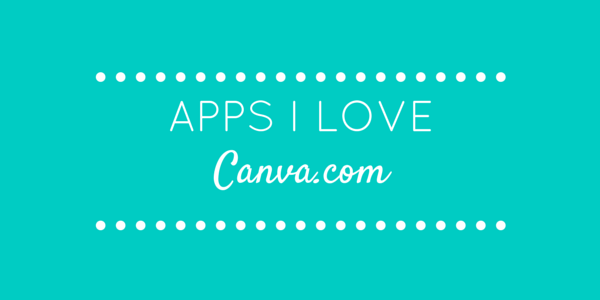 apps I love canva.com