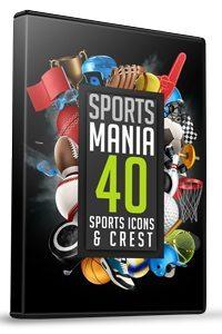 Sports Mania Icons & Crest