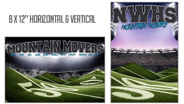 Football Mountain Movers Background