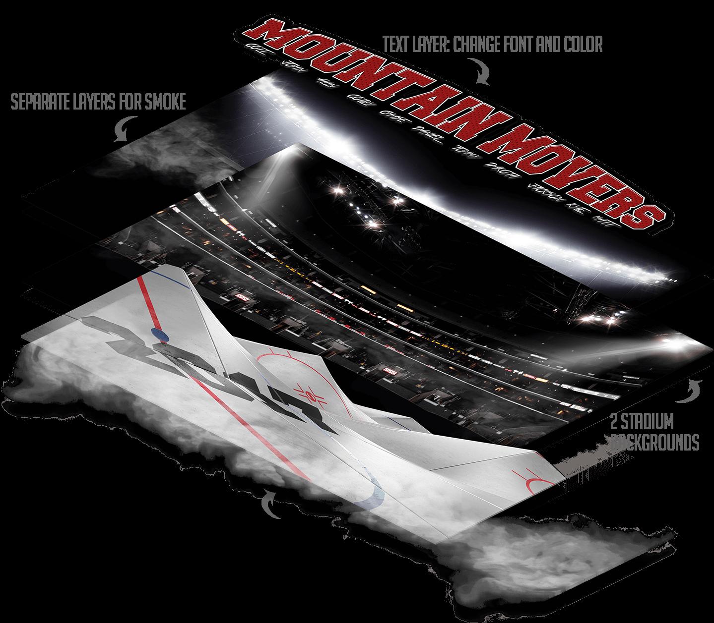 Hockey Photoshop Background