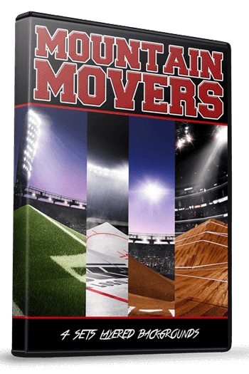 Mountain Movers Set