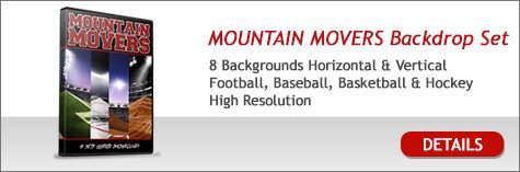 Mountain Movers Layerd backgrounds